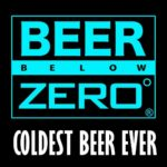 beer below zero