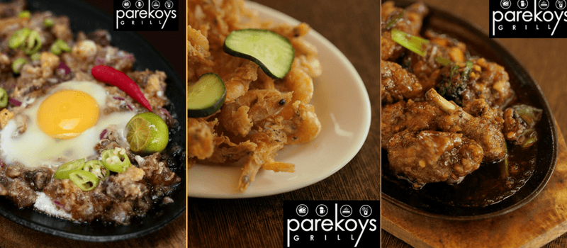 PAREKOYS GRILL: Good Food & Super Cold Beer 1
