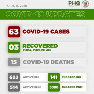 5th Week Report: COVID-19 in Bulacan – Health Workers 7