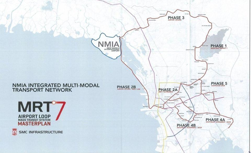 SMC to build new road