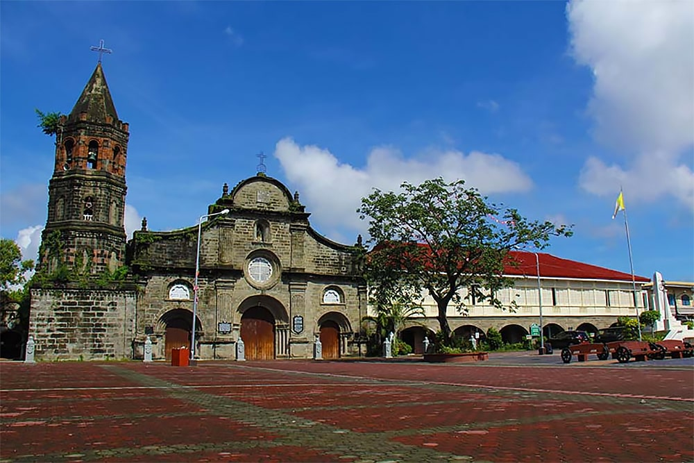 Barasoain Museum at the side of the Barasoain Church