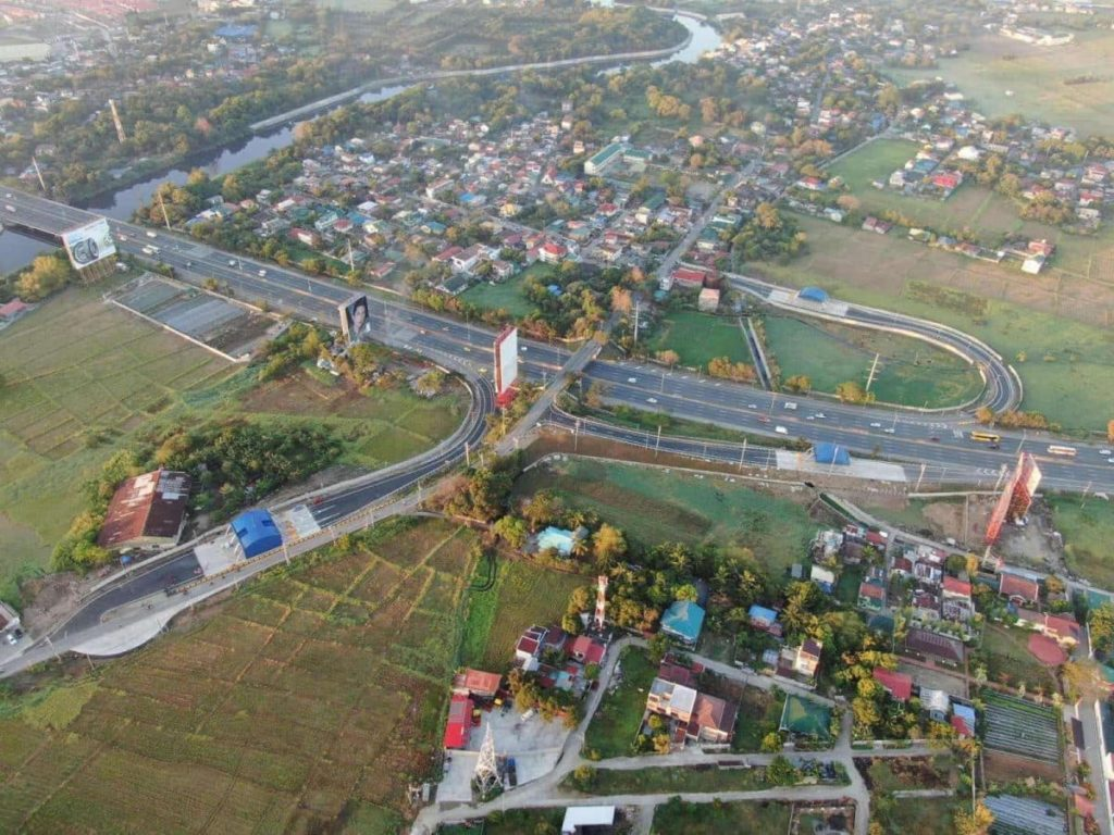 NLEX Tambobong Interchange