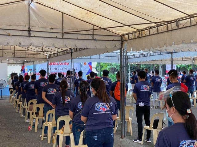 Skills Training for Bulacan residents