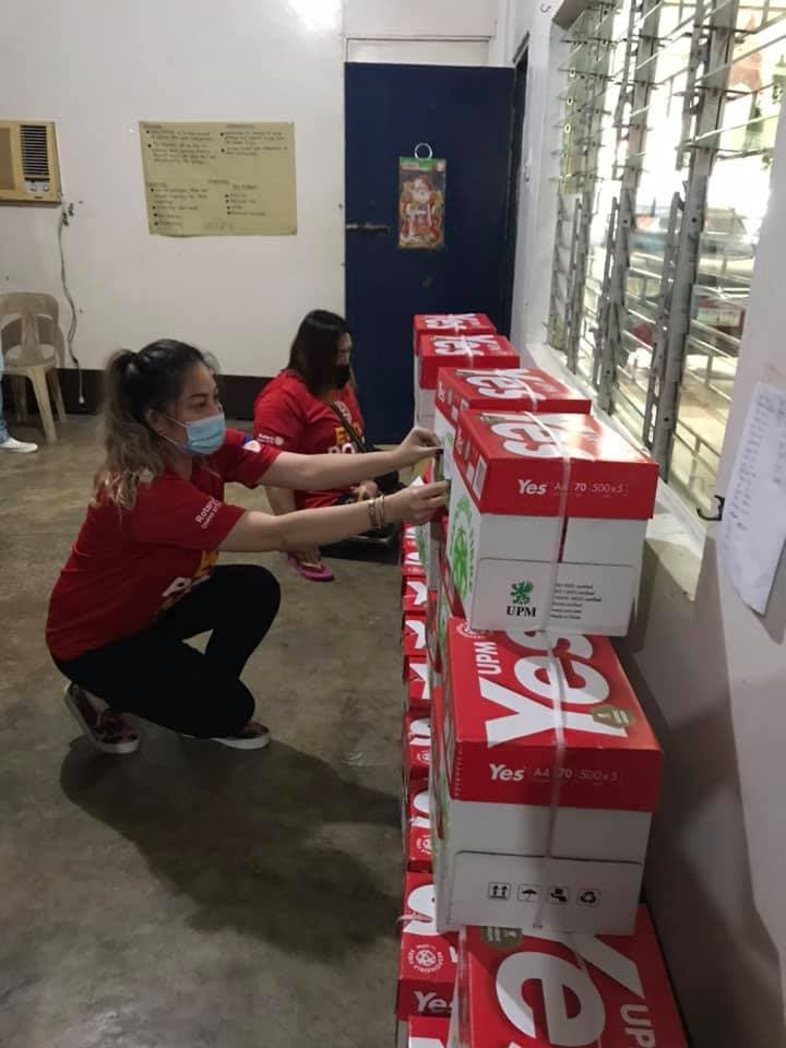 Rotary Club of Malolos Hiyas donates PhP1.5M worth of COVID Test Booths, Antigen Swab Kits, and PPEs to City of Malolos 6