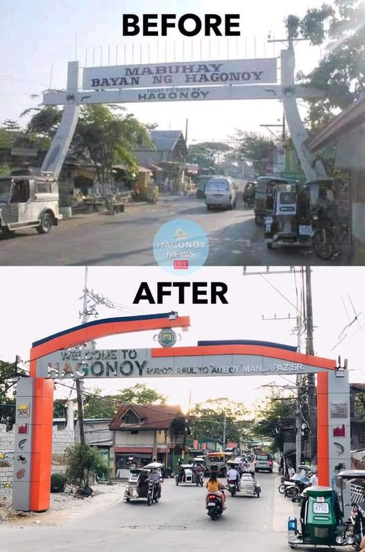 Hagonoy Welcome Arch