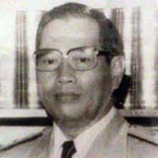 Associate Justice Guillermo S. Santos