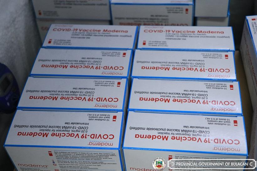 Latest Bulacan COVID-19 Vaccine Logbook 6