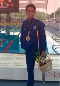 Gary Bejino - Tokyo Paralympics