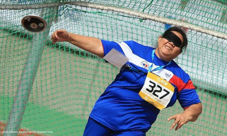 Jeanette Aceveda - Tokyo Paralympics