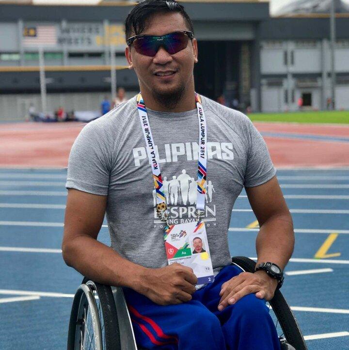 Jerrold Mangliwan - Tokyo Paralympics